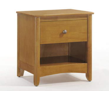 Timber Creek II Nightstand Medium Oak