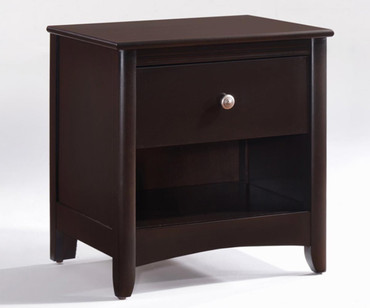 Timber Creek II Nightstand Chocolate