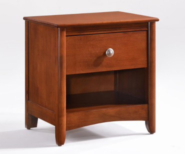 Timber Creek II Nightstand Cherry