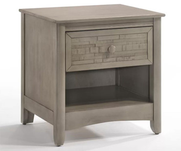 Shoreline Nightstand Grey
