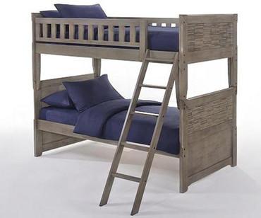 Shoreline Bunk Bed Grey