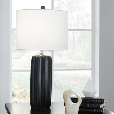 Adorlee Ceramic Table Lamp