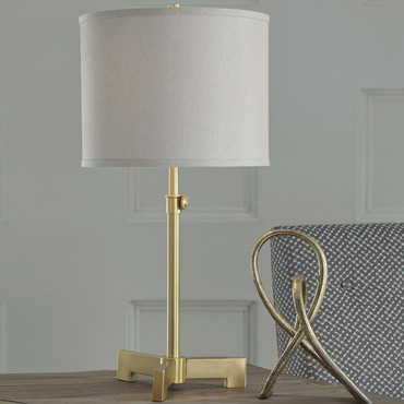 Laurinda Metal Table Lamp