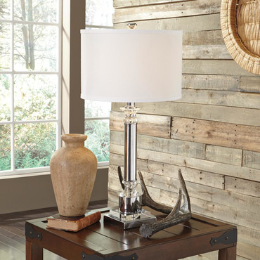 Marlon Metal Table Lamp