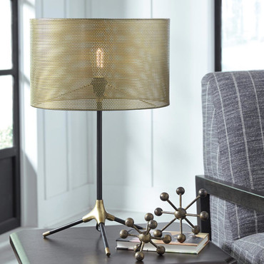 Mance Metal Table Lamp