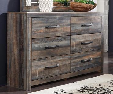 Drystan 6 Drawer Dresser