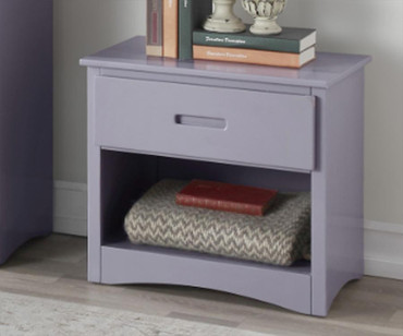 Stanford Nightstand Gray