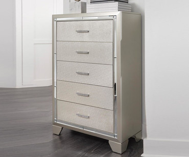 Lonnix 5 Drawer Chest