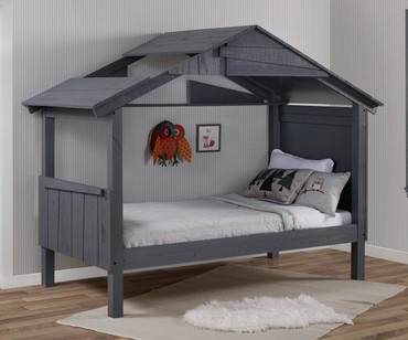 Bradwick Low Loft Bed