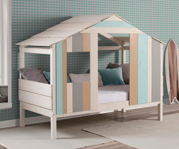 Villa Low Loft Bed