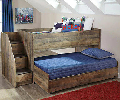 Low Loft Beds For Two For Under $1,000