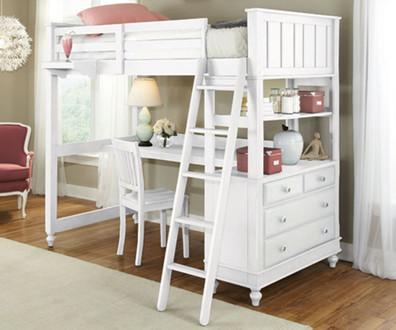 Study Loft Beds For Under $1,500