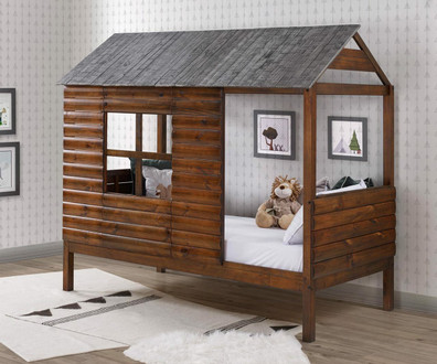 Stimulate Your Child's Imagination With A Fort Bed