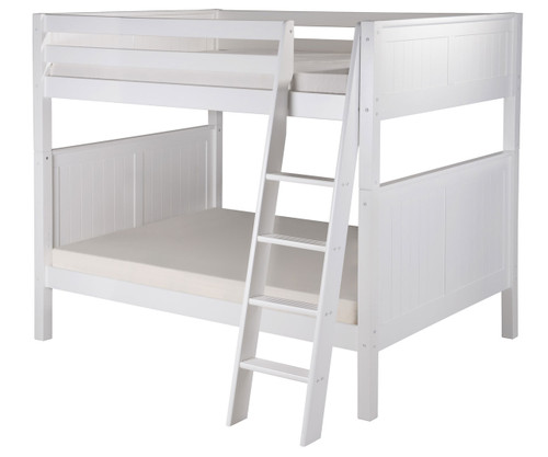 Camaflexi High Bunk Bed Full Size White 3 | Camaflexi Furniture | CF-E1623A