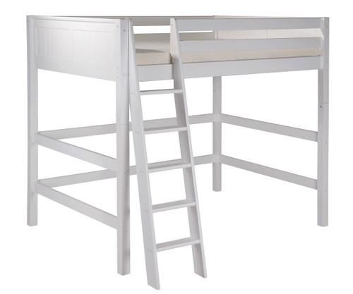 Camaflexi High Loft Bed Full Size White 2 | Camaflexi Furniture | CF-E623F