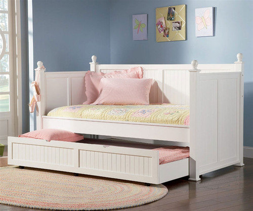 Nantucket Day Bed with Trundle | Coaster Furniture | CS300026