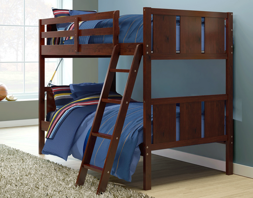 Silo Bunk Bed Cappuccino | Donco Trading | DT2009TTCP
