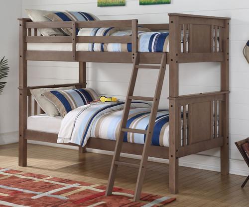 Princeton Bunk Bed | Donco Trading | DT316TTSG