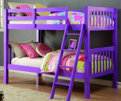 Grapevine Bunk Bed | Donco Trading | DTDN8060TTG
