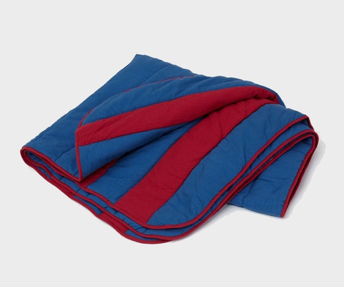 Maxtrix Max Mat Comforter - Blue/Red | Maxtrix Furniture | MX-3750-021