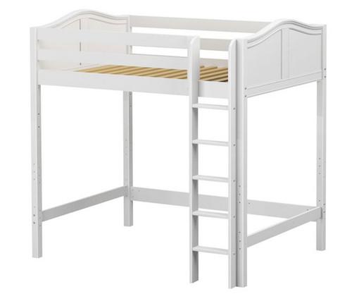 Maxtrix GRAND Ultra-High Loft Bed Full Size White | Maxtrix Furniture | MX-ULTRAGRAND-WX