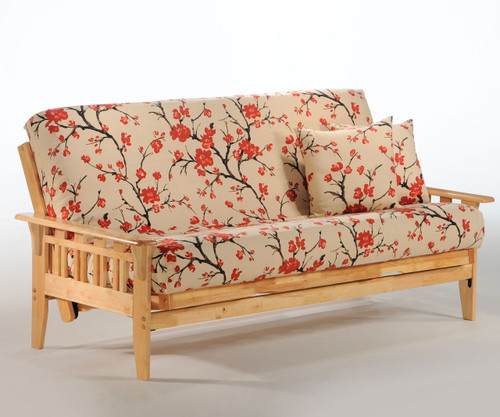 Kingston Futon Sofa Natural | Night and Day Furniture | ND-Kingston-NA