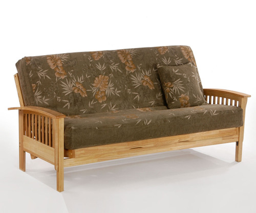 Winchester Futon Sofa Natural | Night and Day Furniture | ND-Winchester-NA