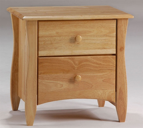 Timber Creek Nightstand Natural | Night & Day Furniture | NE-CLOVE-NS-N
