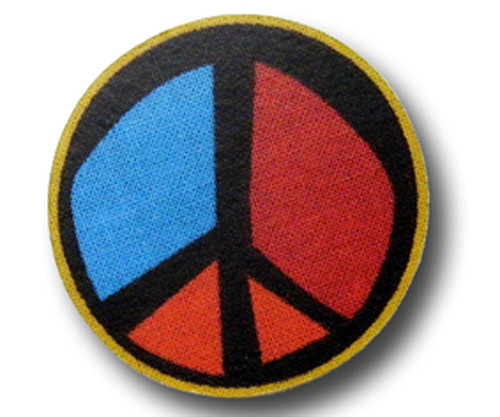 Drawer Pull Peace Earth 2 | One World | OW-DP771