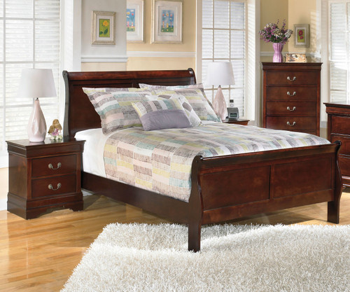 Alisdair Sleigh Bed Full Size