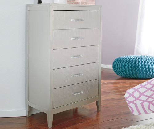 Olivet 5 Drawer Chest