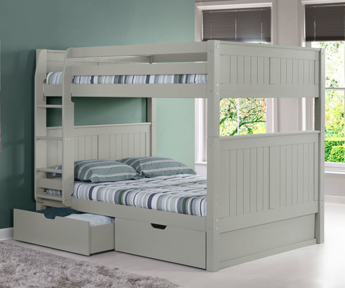 Shown with Optional Storage Drawers.