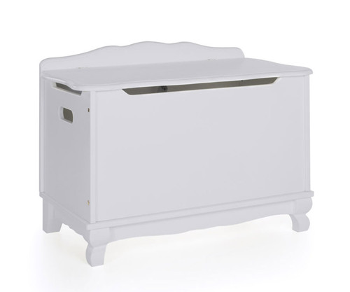 Kids Classic Toy Box Gray