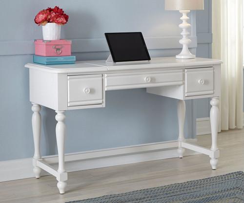 Summer House Vanity Desk White