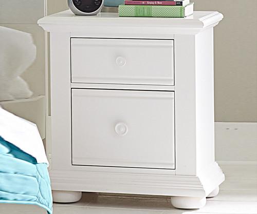 Summer House Nightstand White