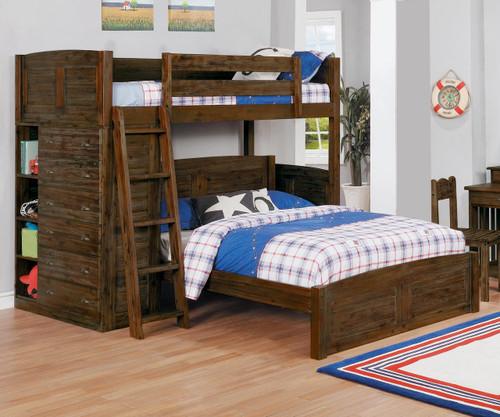 Preston Twin over Full Loft Bed