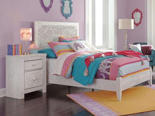 Paxberry Panel Bed Full Size