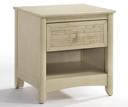 Shoreline Nightstand Buttercream