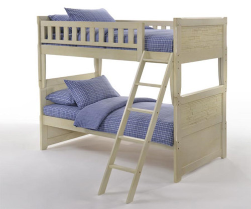 Shoreline Bunk Bed Buttercream