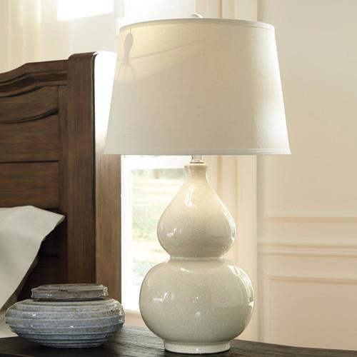 Saffi Ceramic Table Lamp
