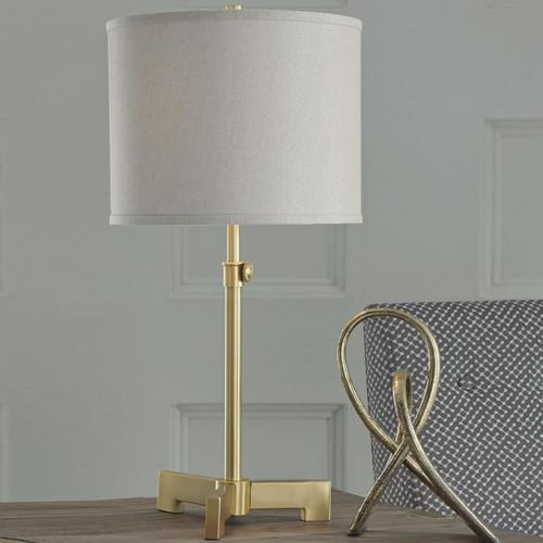 Laurinda Metal Table Lamp
