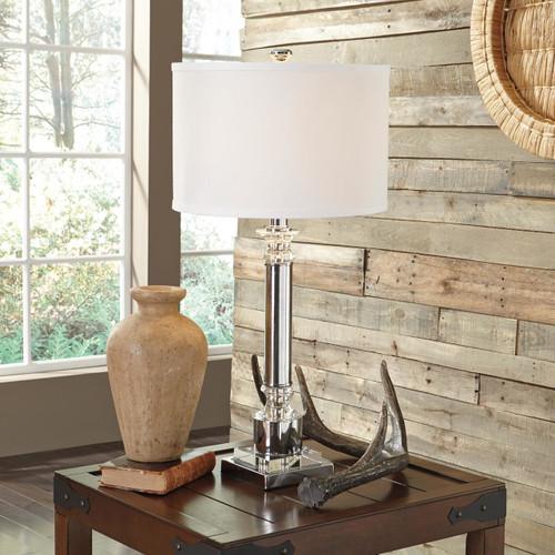 Marlon Metal Table Lamp