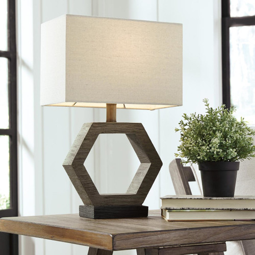 Marilu Poly Table Lamp