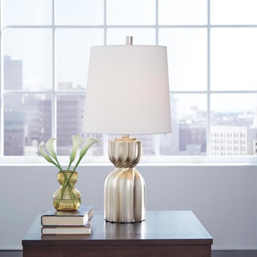Makalia Poly Table Lamp