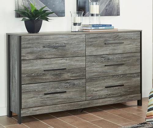Cazenfeld 6 Drawer Dresser