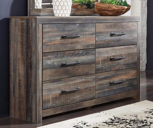 Drystan 6 Drawer Dresser
