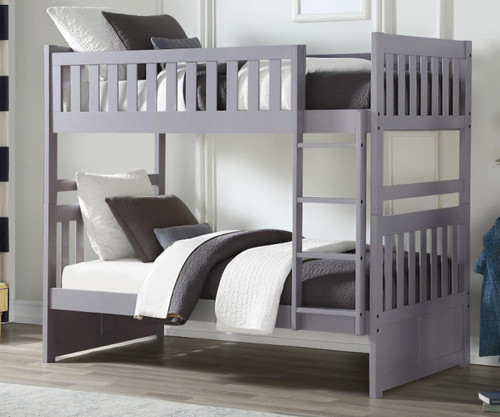 Stanford Bunk Bed Gray