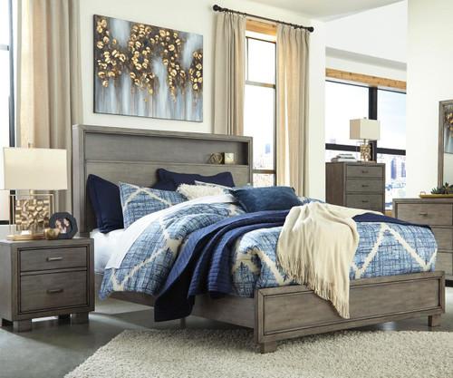 Arnett Storage Bed Full Size