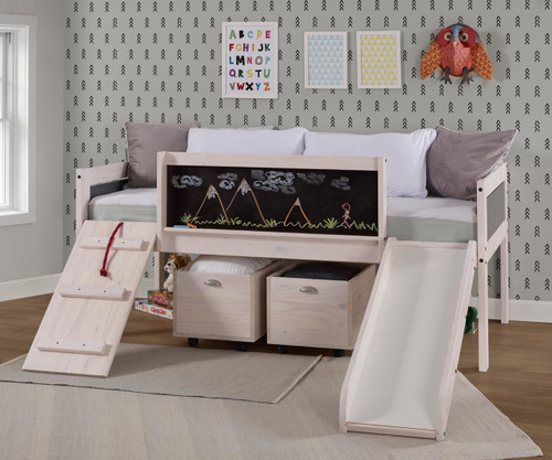 Art Junior Low Loft Bed