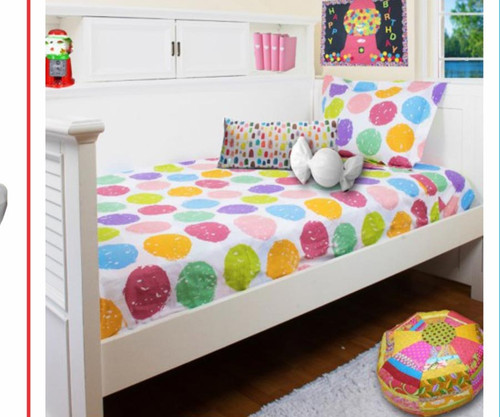 Gum Drop Hugger Comforter Complete Collection Bedding Set